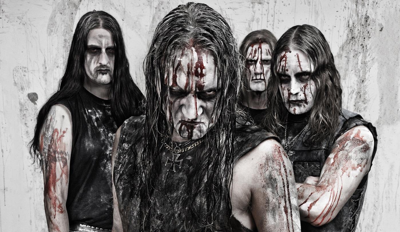 Marduk, march 2012 Left to right: Devo, Mortuus, Lars, Morgan