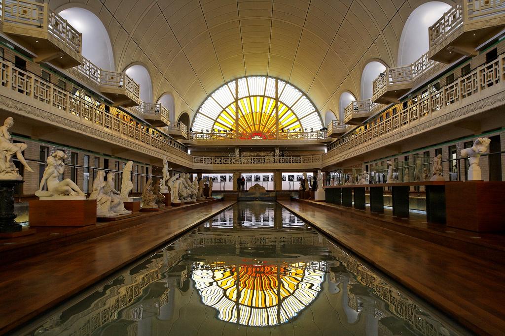 Plong e culturelle la piscine de roubaix la manufacture - Piscine municipale roubaix ...