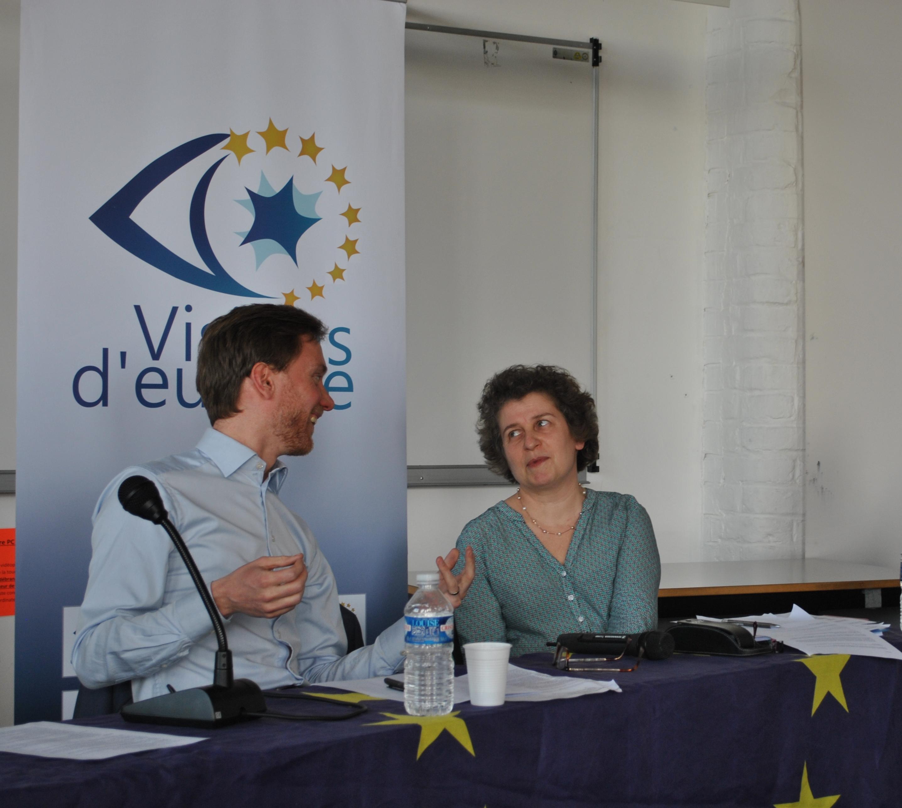 Débat passionnel entre Olaf Henricson-Bell et Catherine Mathieu