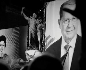 L'élection de Michel Aoun, le 31 Octobre 2016, a mis fin à deux ans et demi de vacance présidentielle. crédits : Louis Gagny
