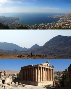 La mer, la montagne et l'Histoire