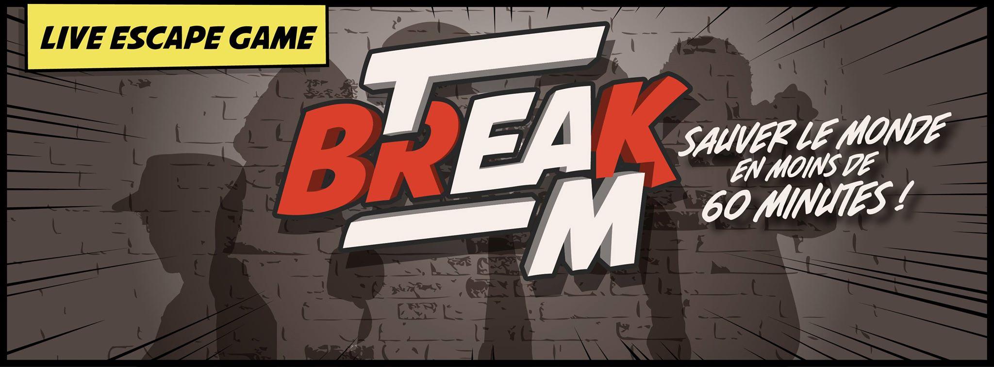 Team-Break-Bannière