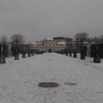 Vienne, face au Palais du Belvédère