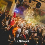 Des fêtes dans le network