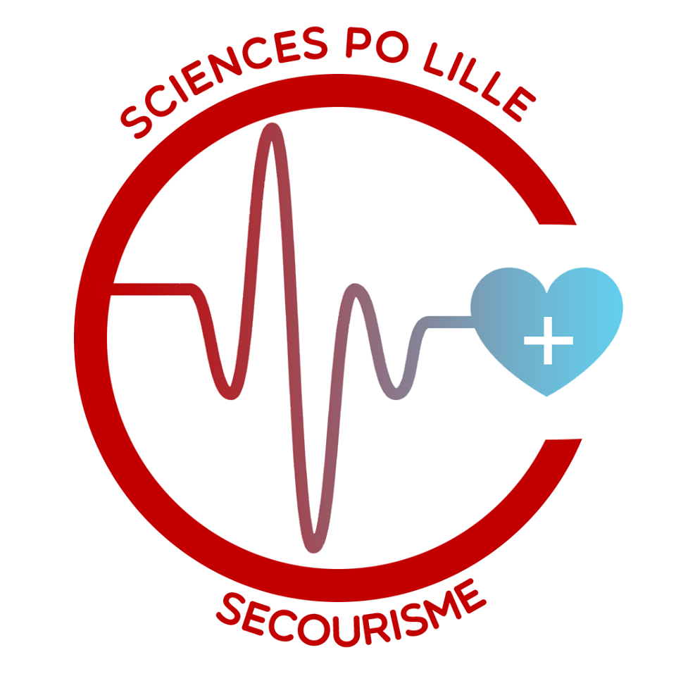 Logo de la future association de Secourisme de l'IEP de Lille