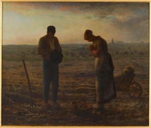 L'Angelus, 1857-1859