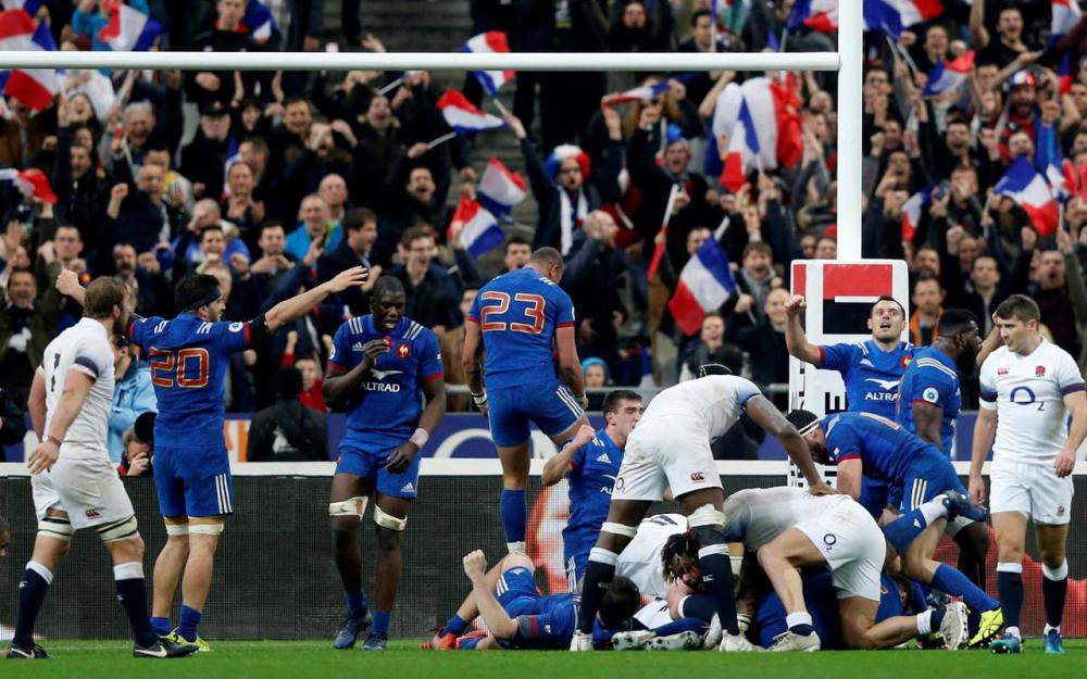 XV de France victoire