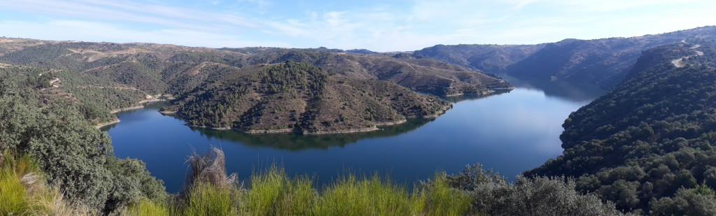 Non loin de la frontière portugaise, le parc naturel de Arribes del Duero