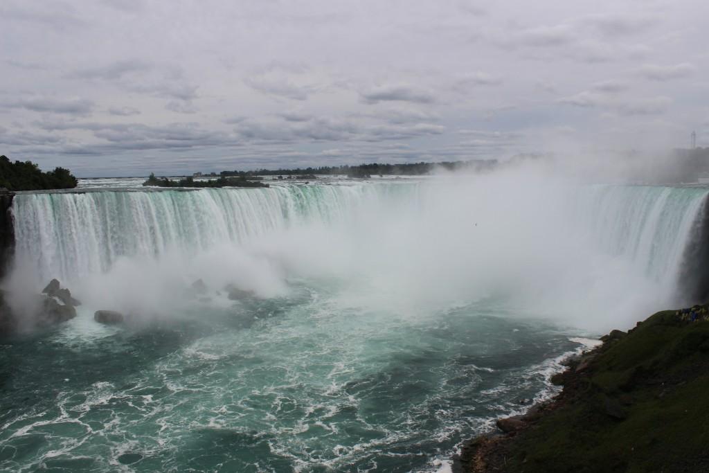 The Horseshoe Falls, Niagara Falls, ON