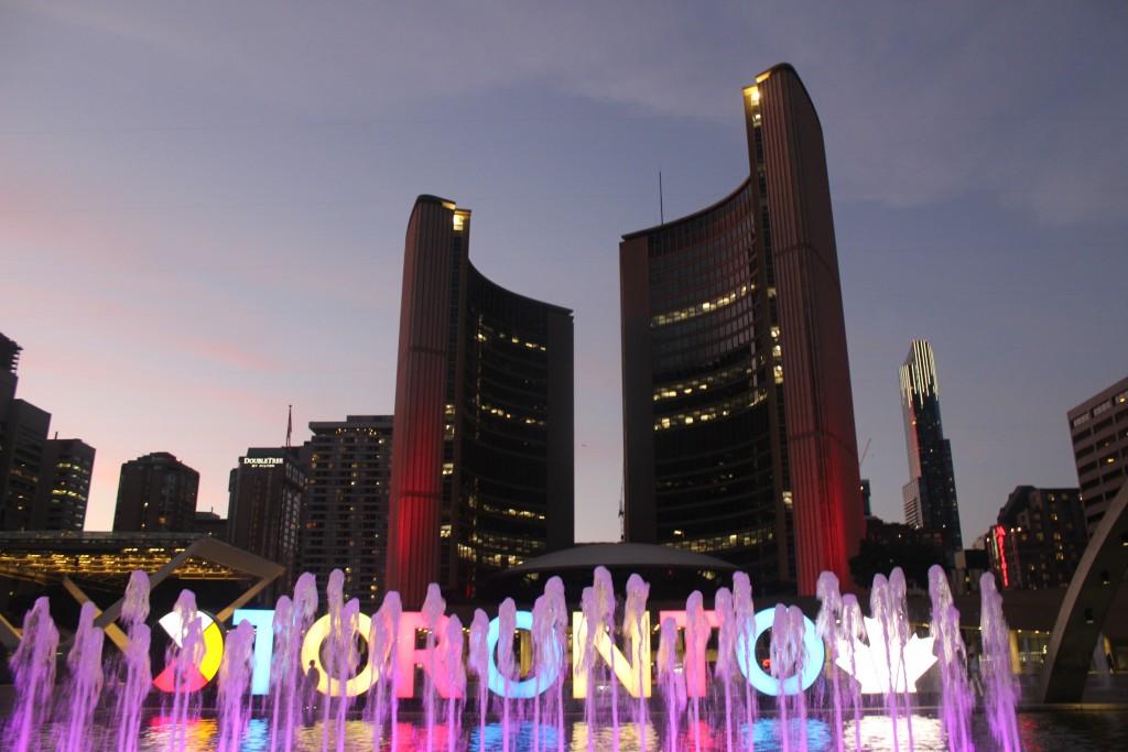 Toronto City Hall, Toronto, ON