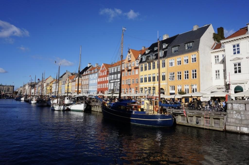 Copenhague: Des maisons typiquement scandinaves
