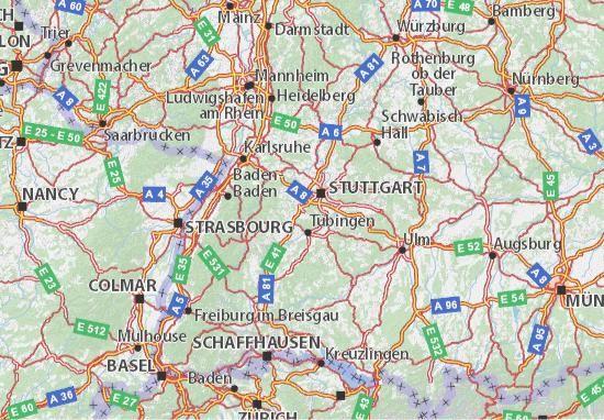 Embourbés entre Stuttgart et Karlsruhe de 8h à 15h...
