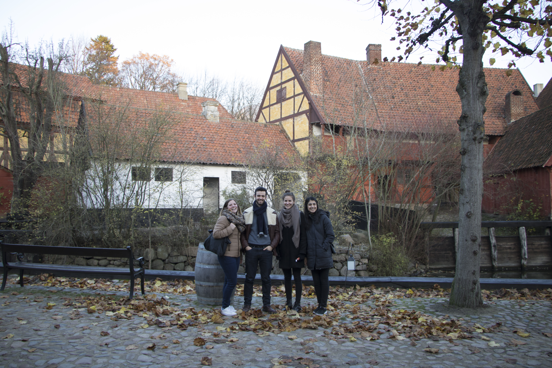 Photo de famille à Aarhus