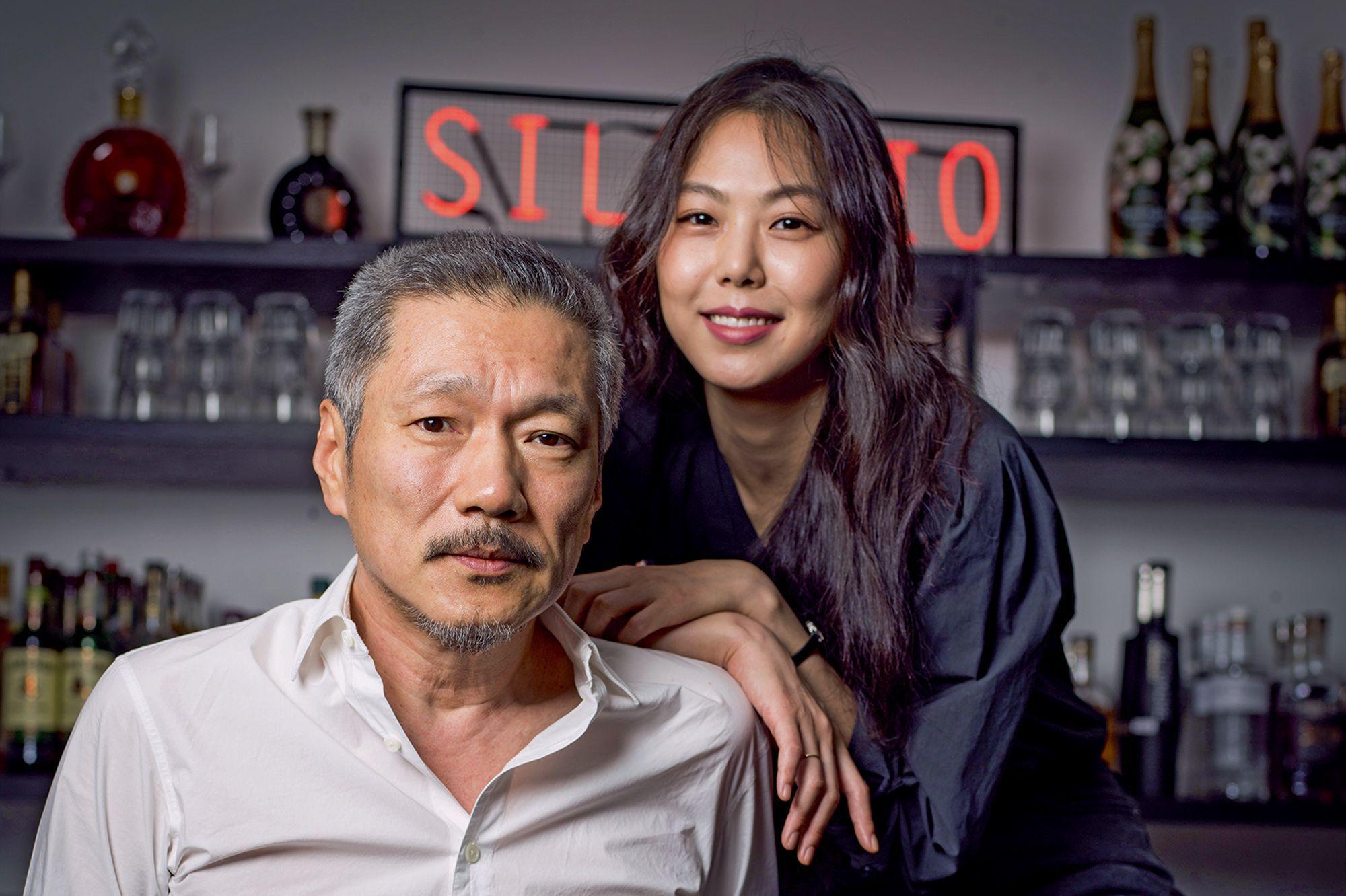 Hong Sang soo Kim Min-hee Cannes 2021