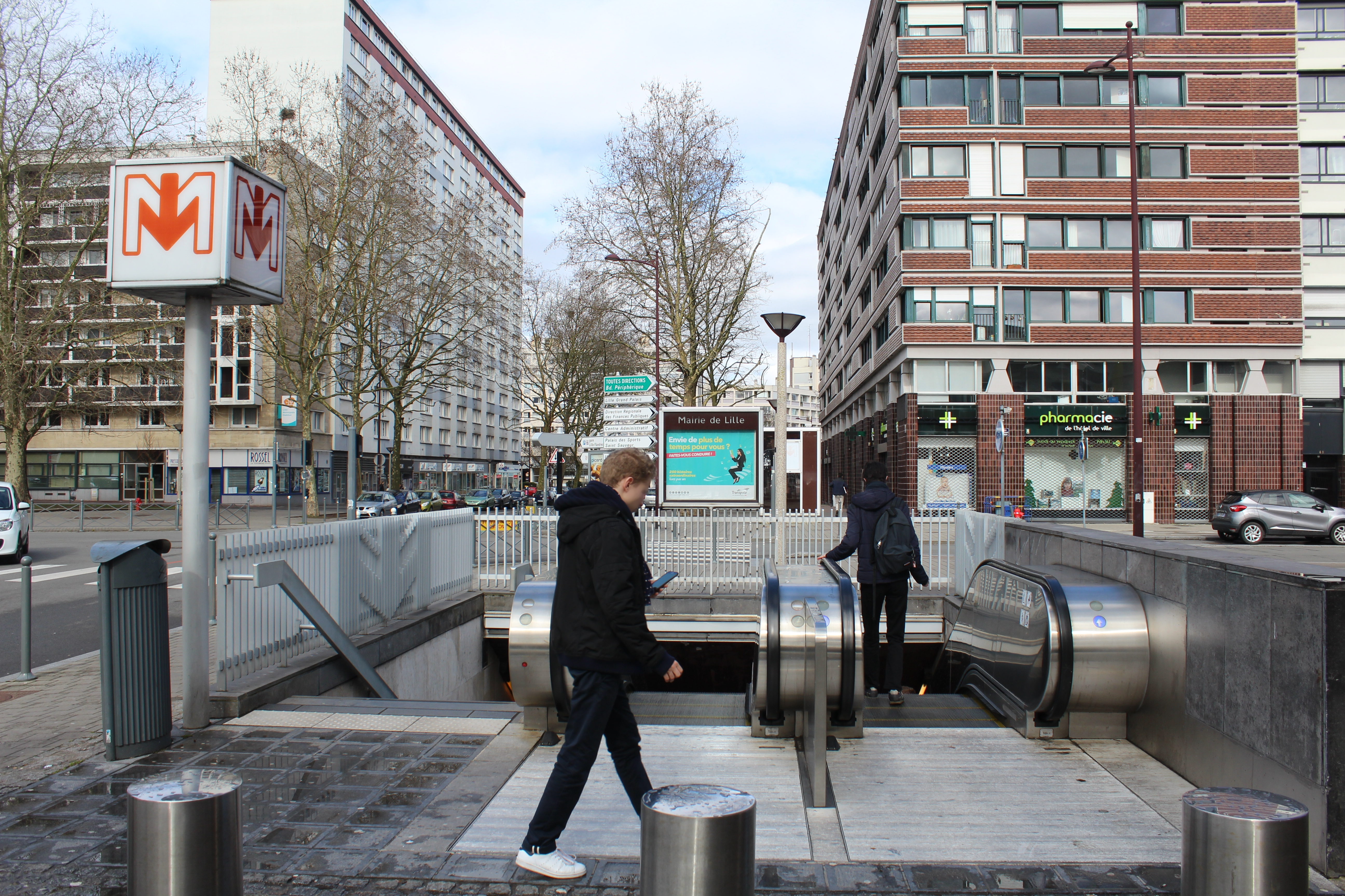 La gratuité des transports en commun à Lille, ce n'est pas pour tout de suite